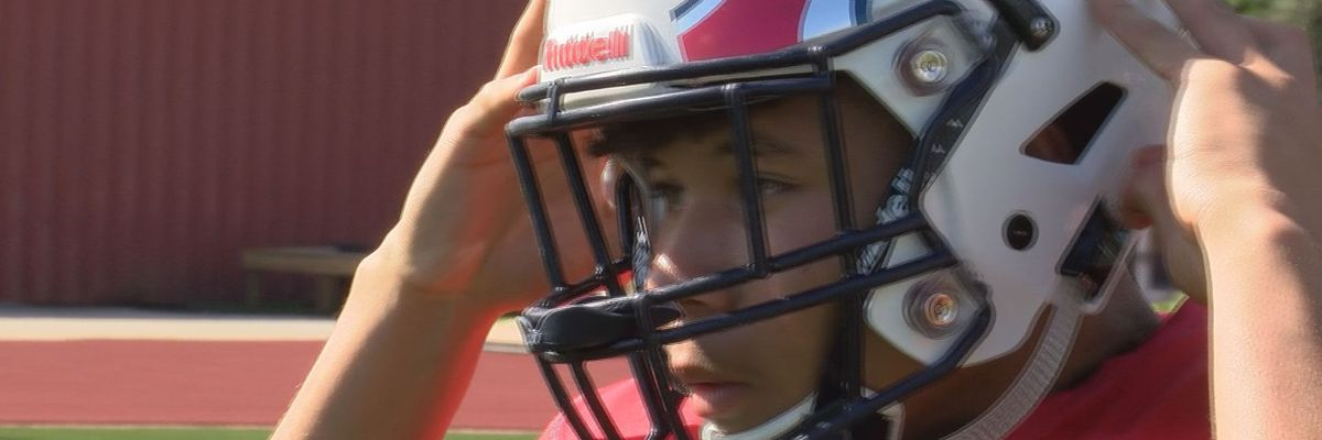 Scholar Athlete: Blake Comeaux returns from injury to excel on field and in classroom