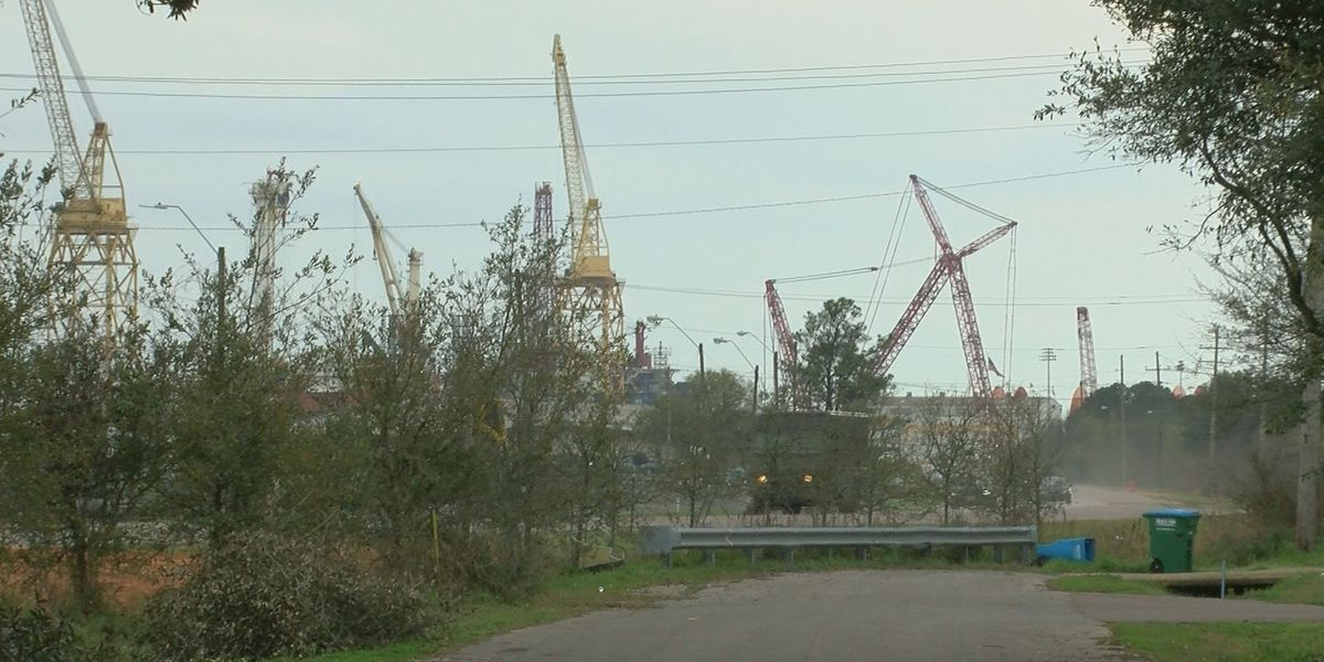 RESTORE money for Pascagoula may not solve the problem
