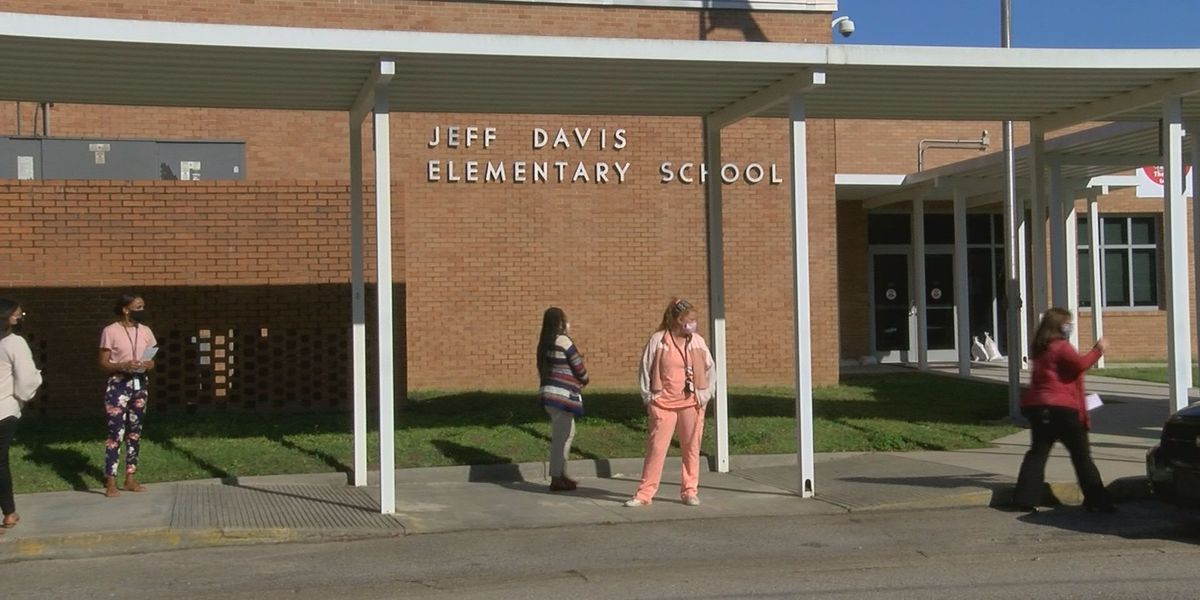 Five new names proposed as district moves to change Jeff Davis Elementary's name