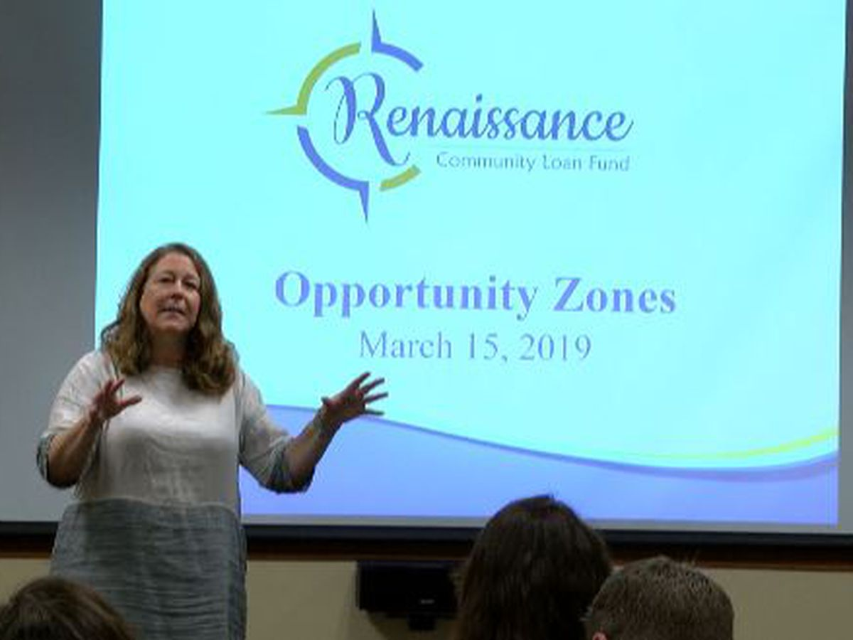 Renaissance Community Loan Fund meets with local leaders to discuss Opportunity Zones