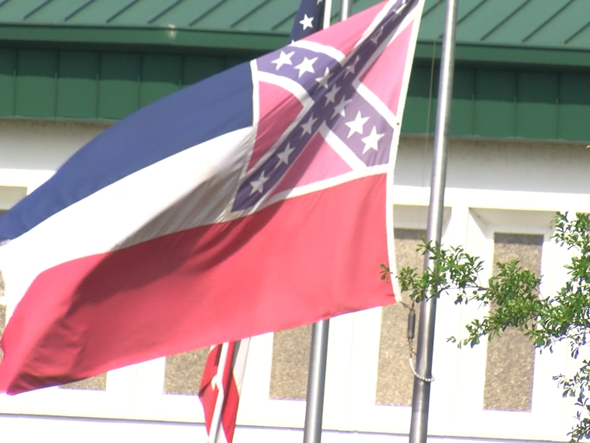 Proposed bill could change the Mississippi state flag