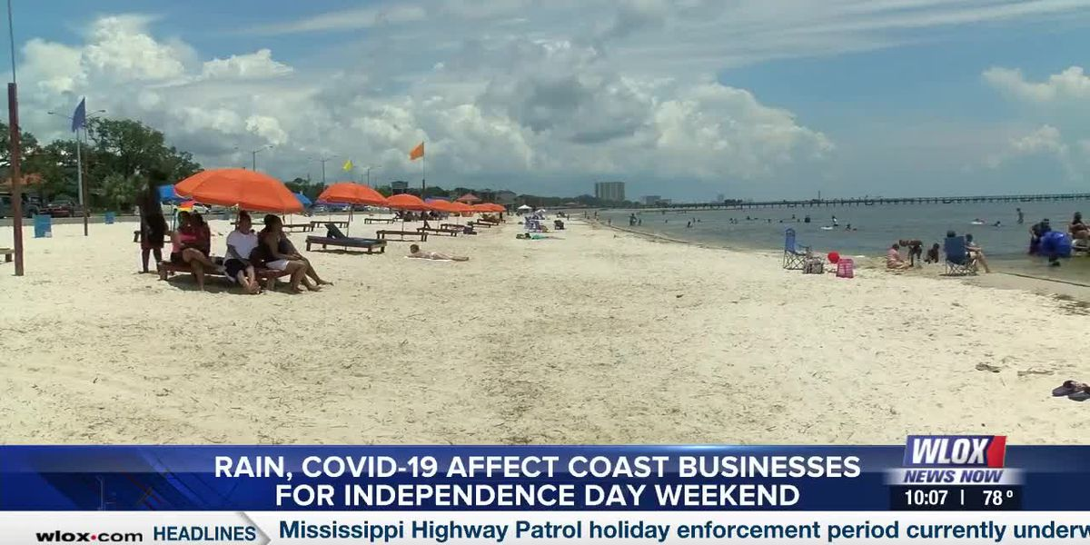 Coast businesses report good turnout over Fourth of July weekend