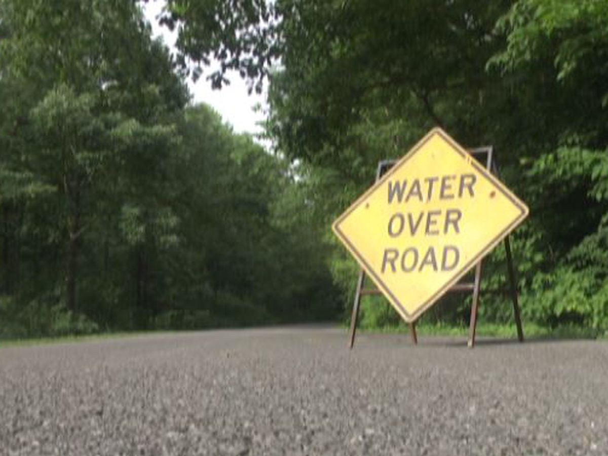 Hancock County still experiencing flooding issues