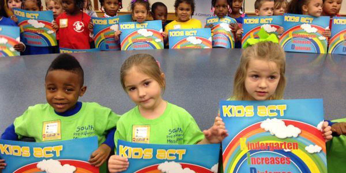 Lawmaker pushes to make kindergarten attendance mandatory in MS