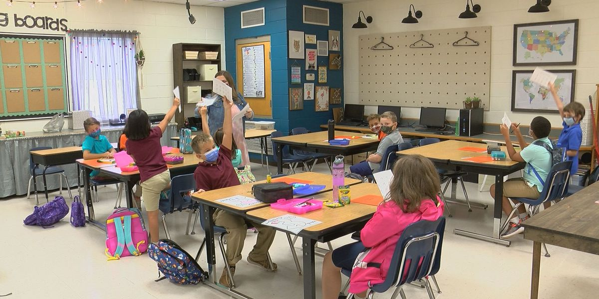 Students kick off the school year in George County