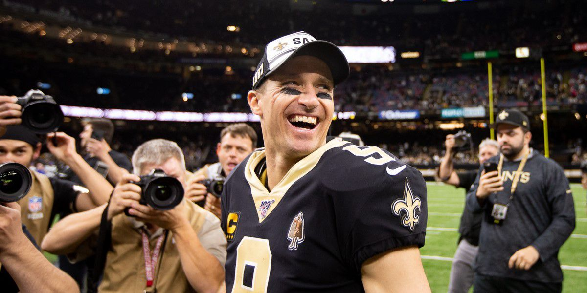 Drew Brees, Saints agree to two-year, $50 million deal