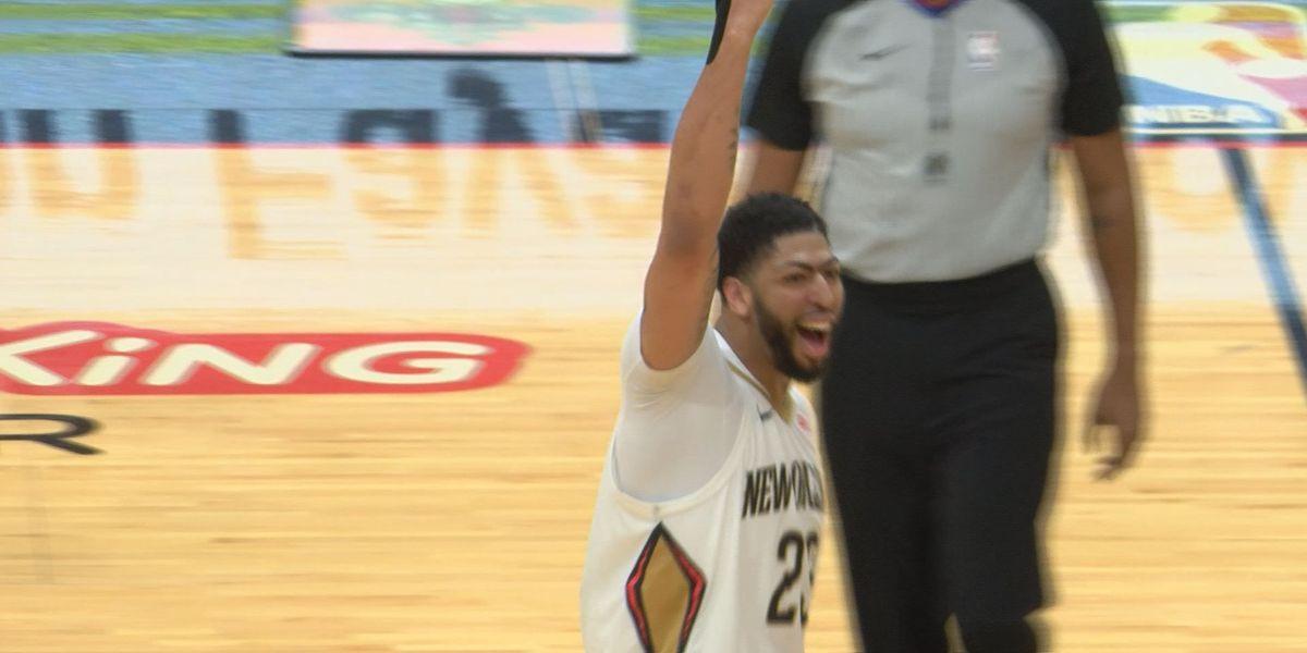Pelicans continue surprising playoff push