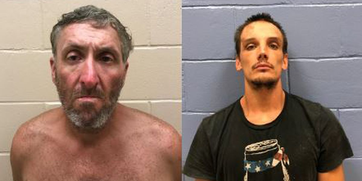 Police: Two men arrested for breaking into school in Moss Point