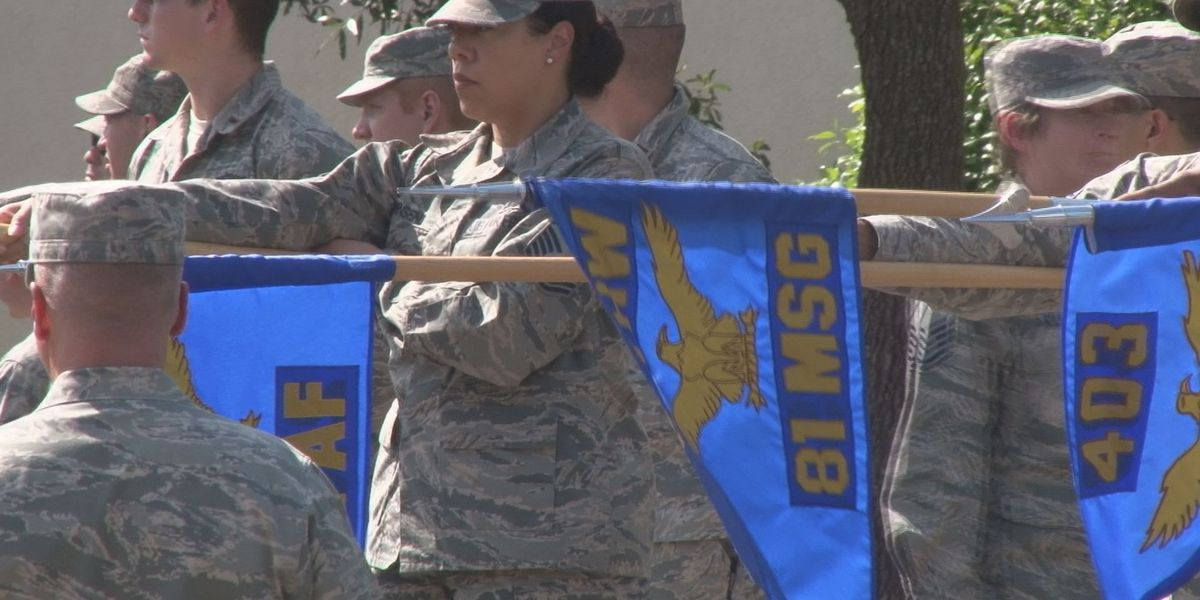 Keesler AFB celebrates 75 years
