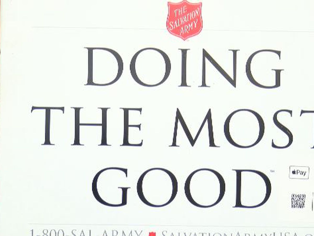 With freezing temps looming, Salvation Army gets jump start on busy December