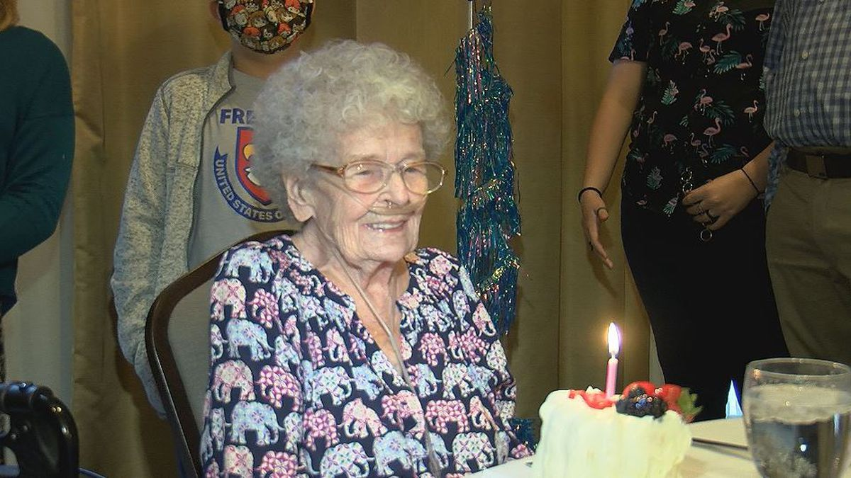 Gulfport resident Marcella Goul turns 102 and still going strong