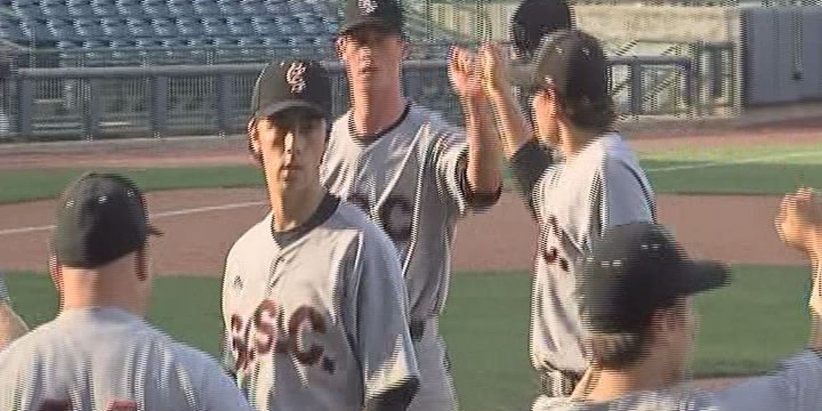 St. Stanislaus overcame a rocky first inning to beat Houston 3-2 in Class 4A State Finals