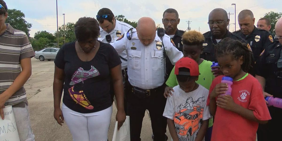 Protesters gather in Pascagoula for second BLM protest