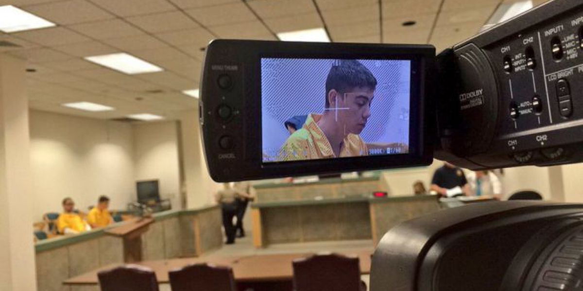 Teen's accused killer deemed 'a danger to the community'