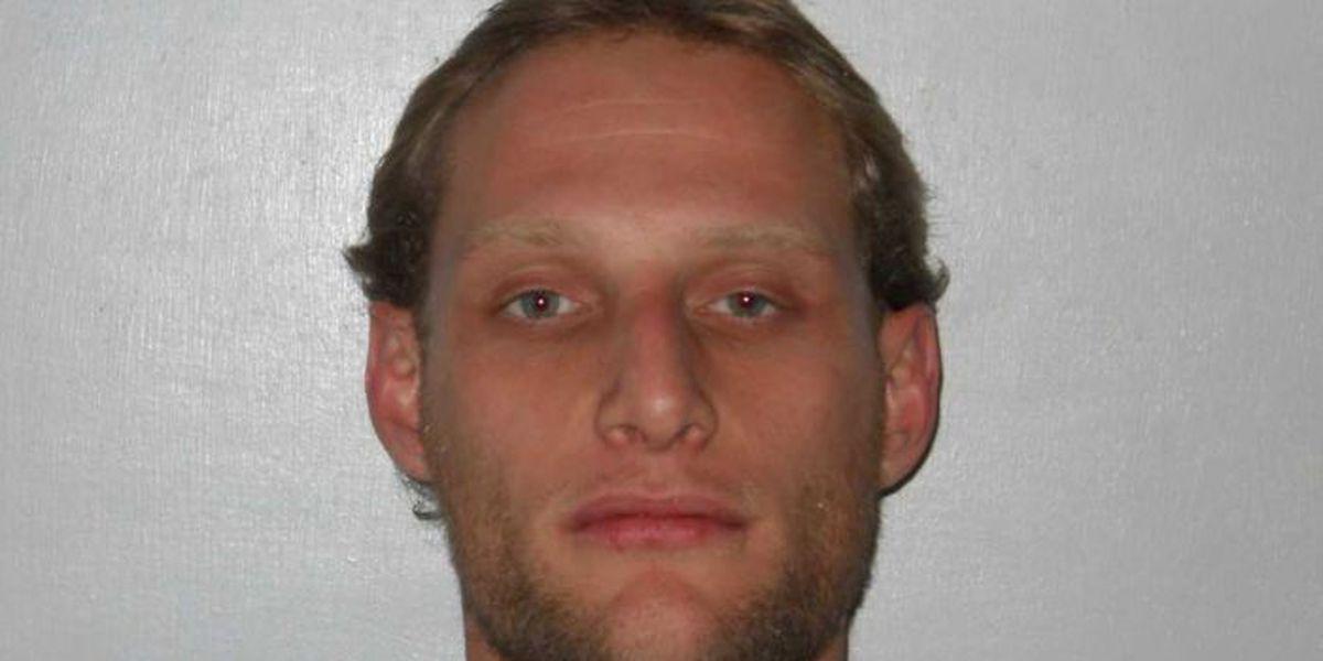 Biloxi police arrest man regarding a felony burglary warrant