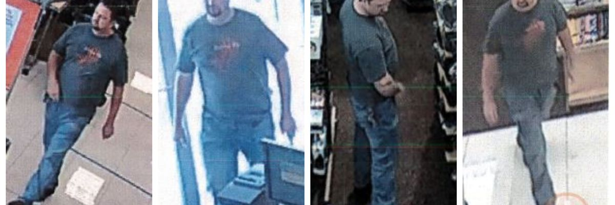 Biloxi police search for man after he flashed shoppers in department store