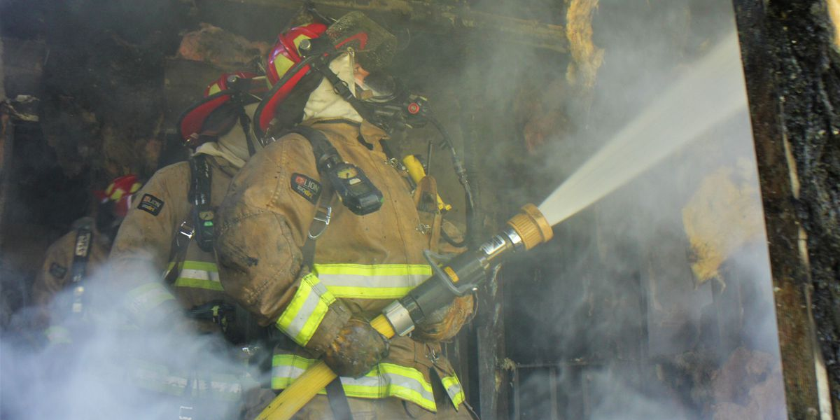 Fire heavily damages Harrison County home