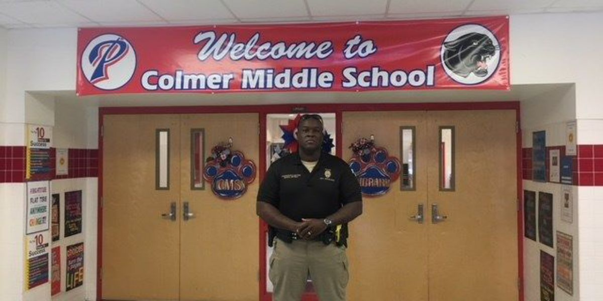Pascagoula-Gautier campus officers ready to act in case of emergency