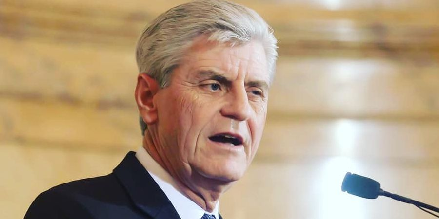 Gov. Bryant gave his final State of the State address Tuesday night
