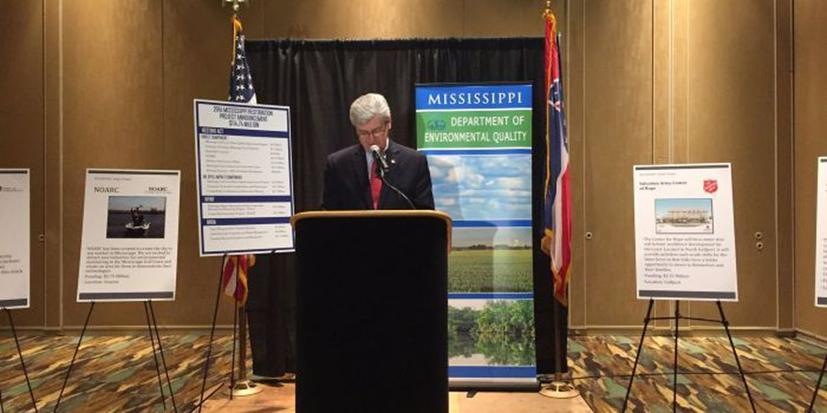 LIST: 15 projects announced for RESTORE Act funds