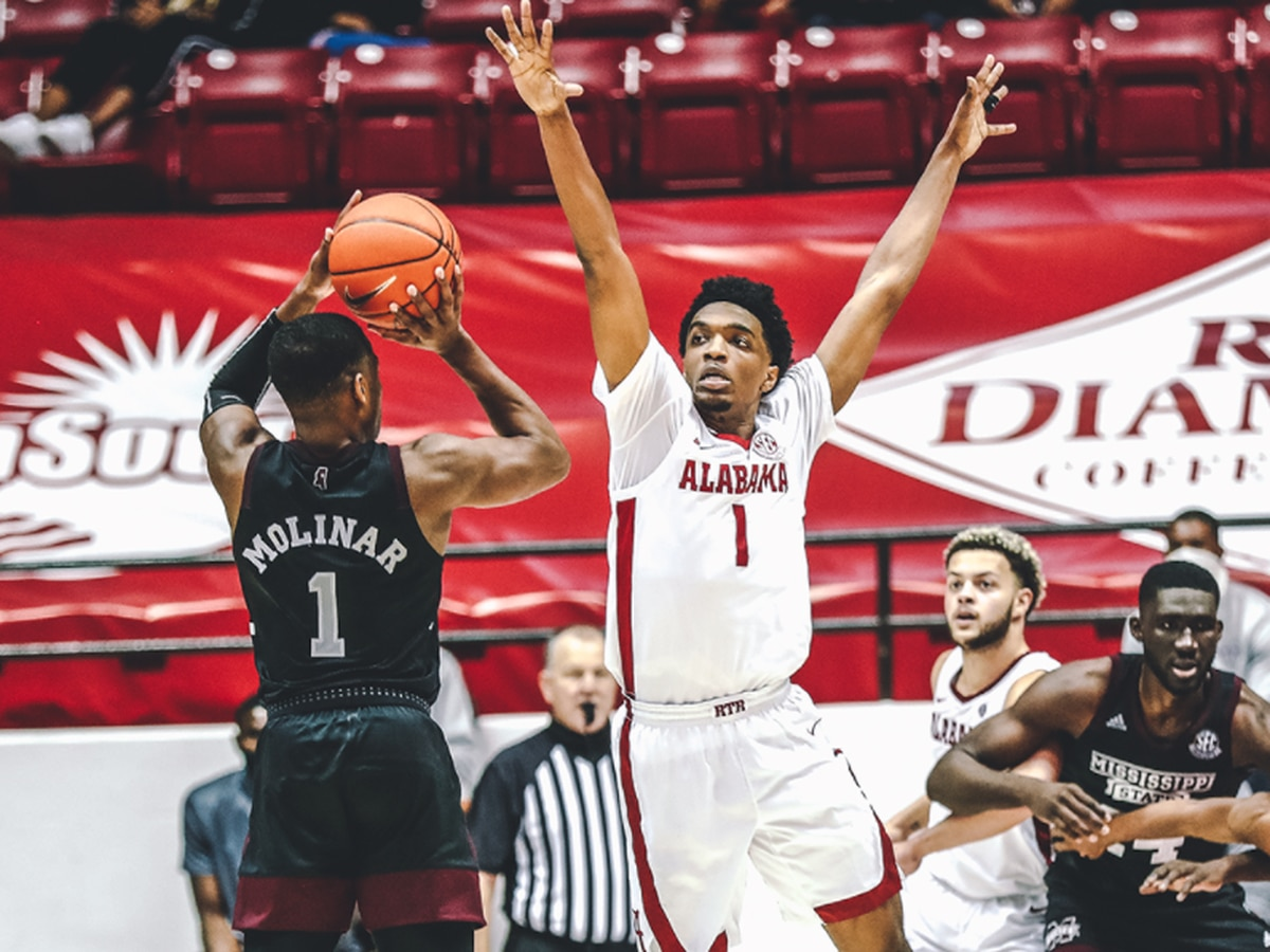 Mississippi State can't keep up with Crimson Tide in 81-73 loss