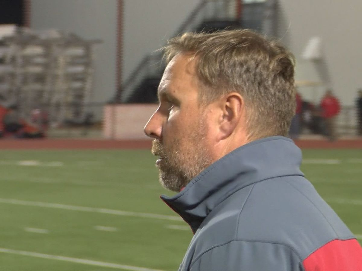 Biloxi boys soccer head coach Randall Molsbee Resigns