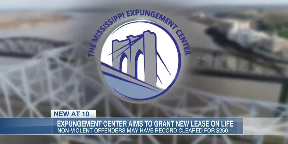 Non-violent offenders can find a second chance at the Mississippi Expungement Center