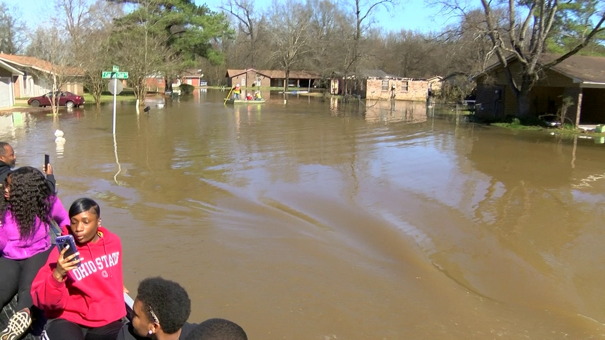 Pearl River crested at 36.7′ in Jackson; MEMA and Governor Reeves give latest info
