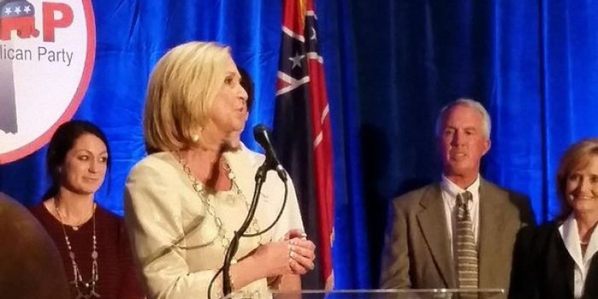 Republican Lynn Fitch elected as Mississippi Treasurer