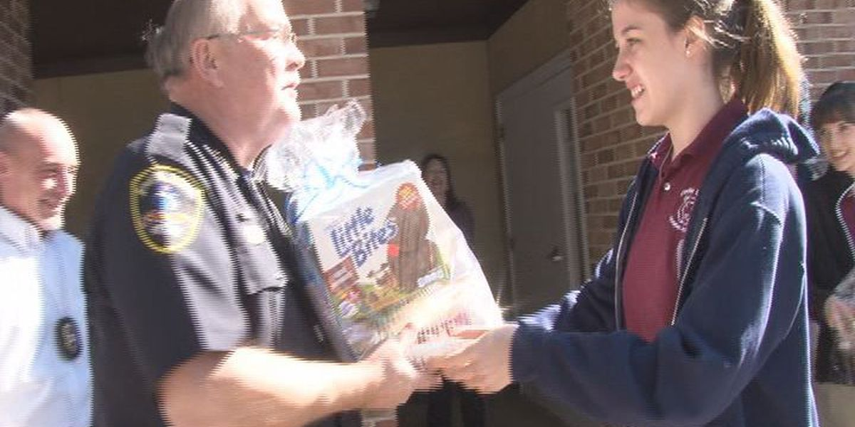 Biloxi church and school spend week spreading Christian love with acts of kindness