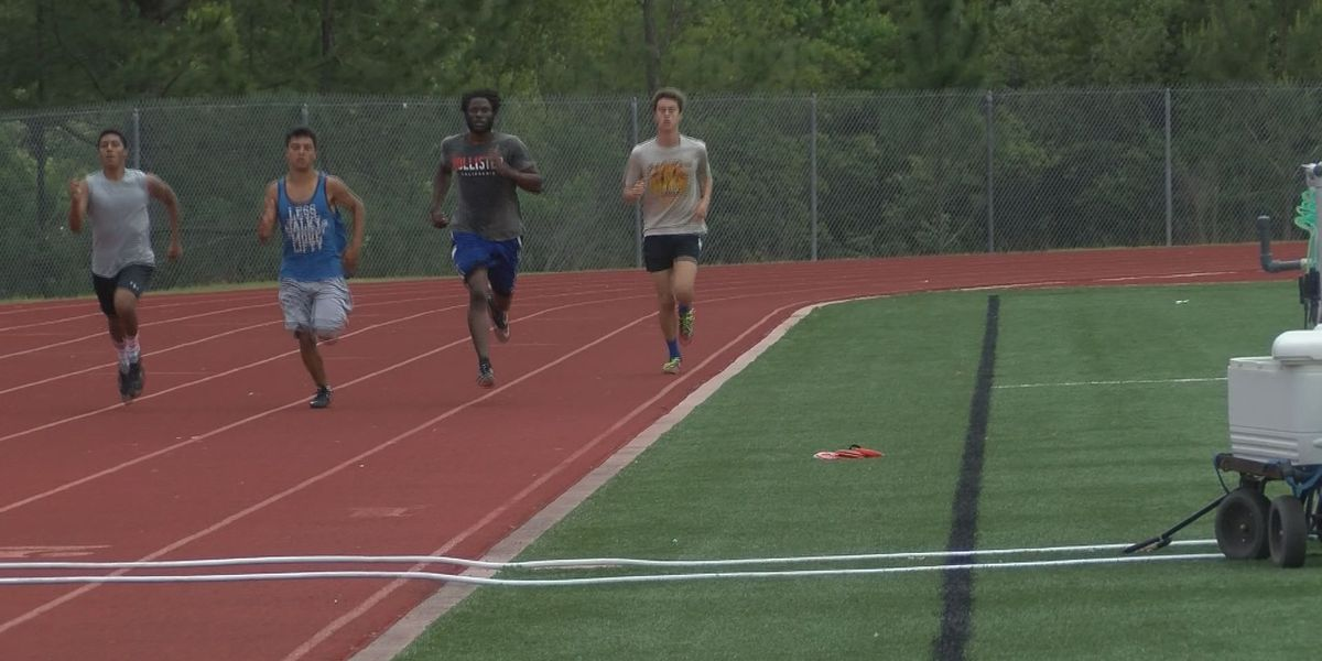 Biloxi HIgh boys track team looking for back-to-back Regional Titles