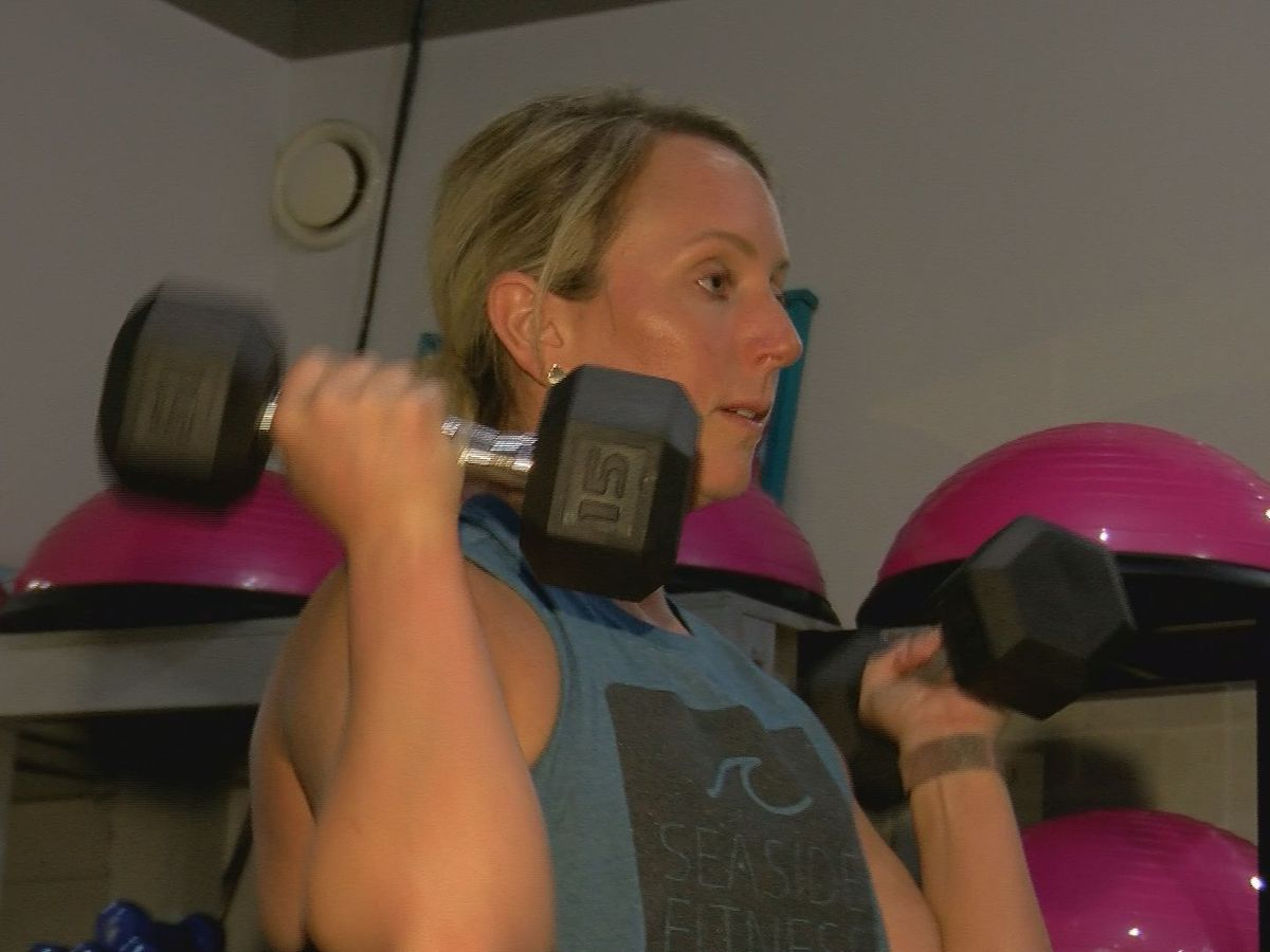 Gym in Ocean Springs asks members to donate membership dues to charity