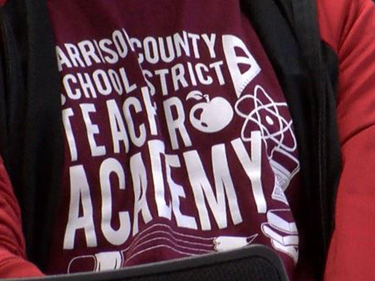 Harrison Co. School District partners with William Carey University to help 'grow' teachers