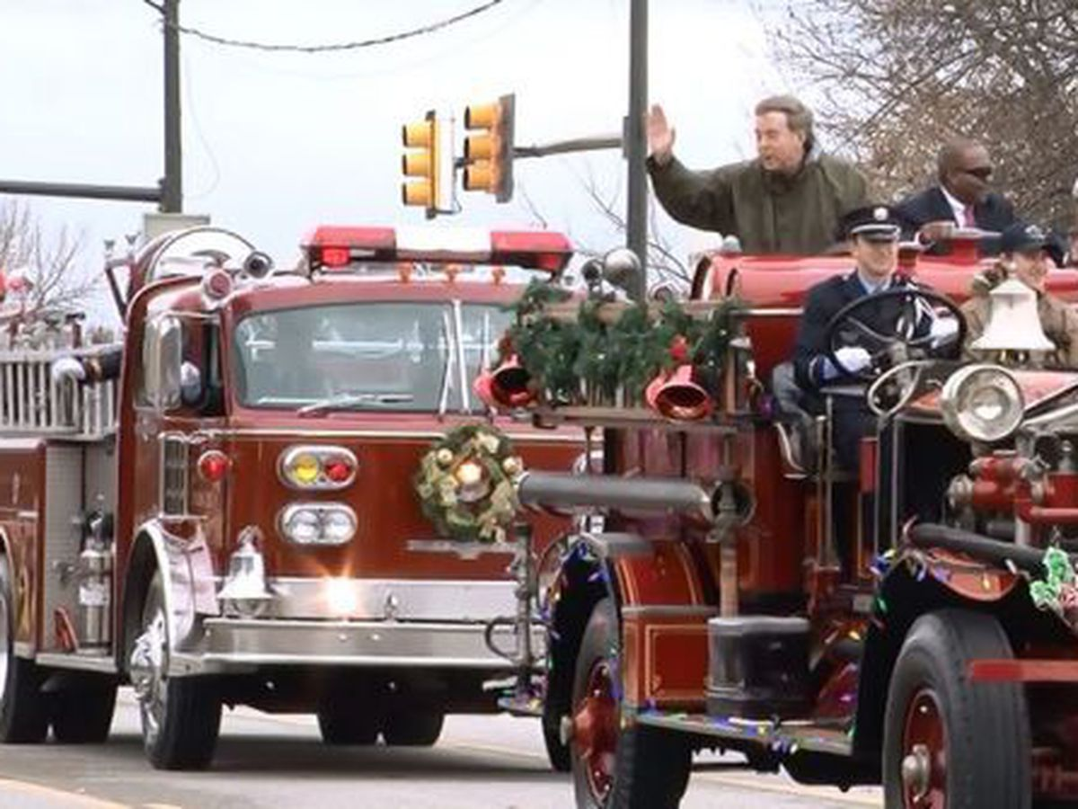 LIST: Christmas parades roll through the Coast
