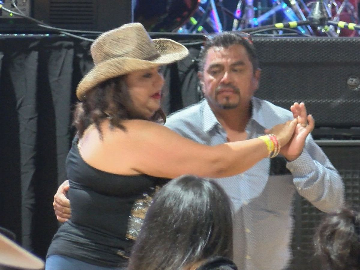 Crowds flock to Harrison County Fairgrounds for Latino concert