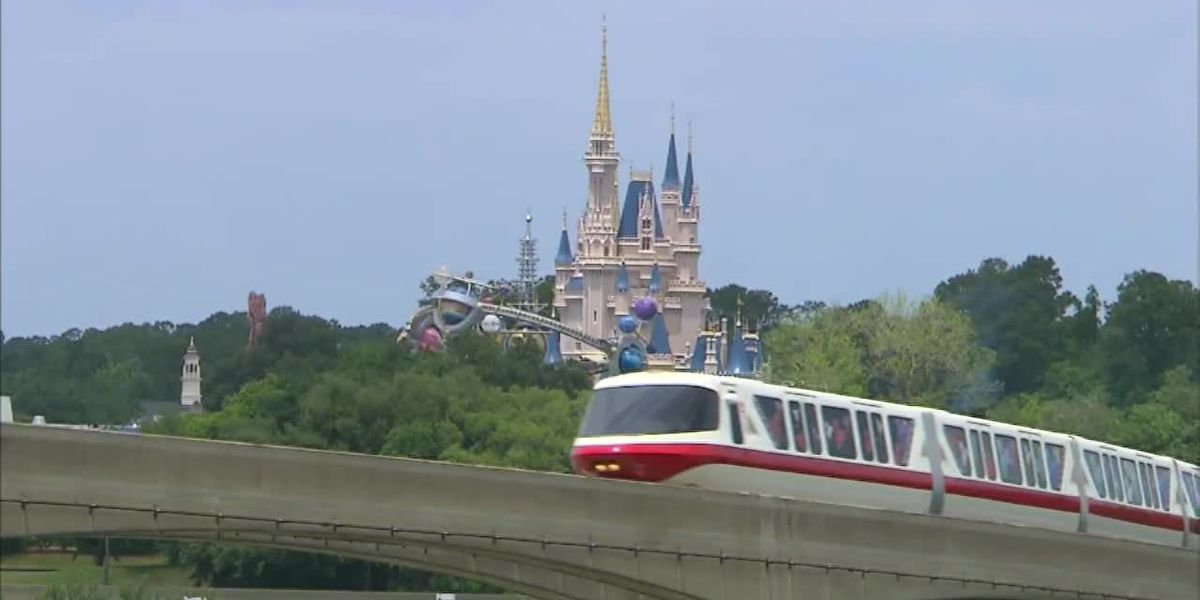 COVID cases soar in Florida as Disney World prepares to reopen