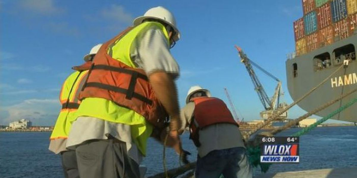 Jobs still the number one issue at the Port of Gulfport