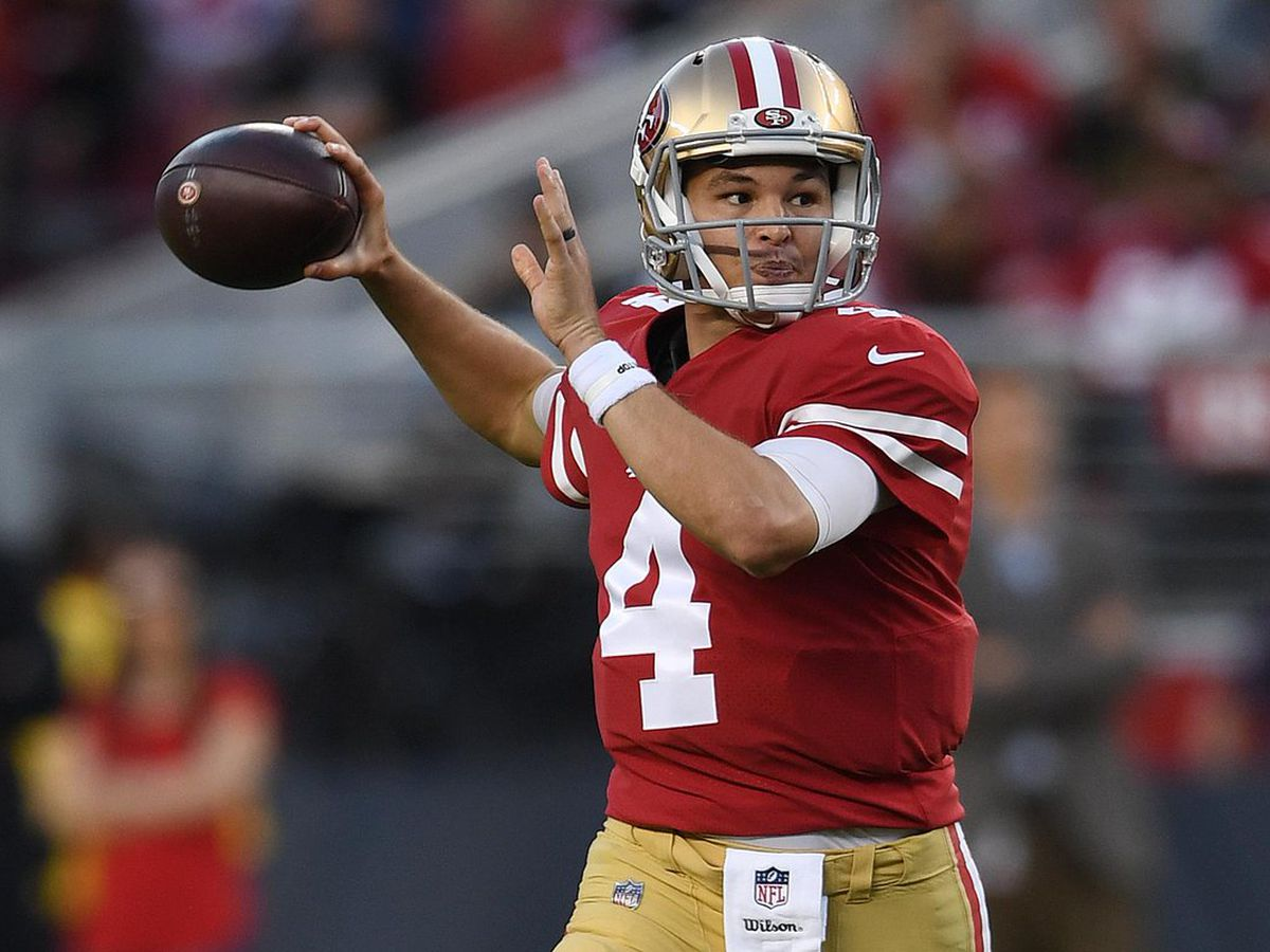 USM's Nick Mullens likely to start for 49ers Sunday