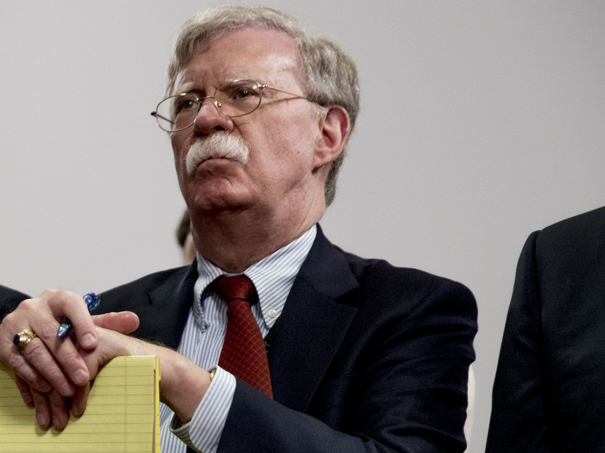 LIVE: GOP strains to contain Bolton fallout in impeachment trial