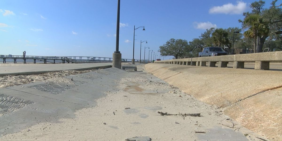 More concrete swales coming to Ocean Springs despite residents asking to halt the project