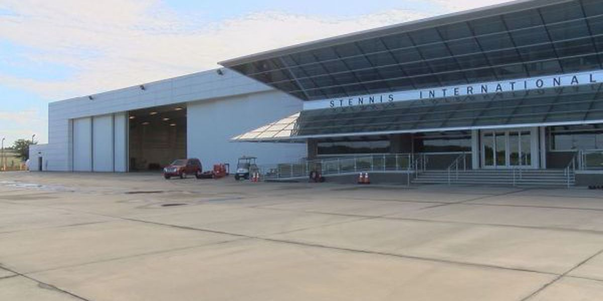 Improvements coming to Stennis International Airport