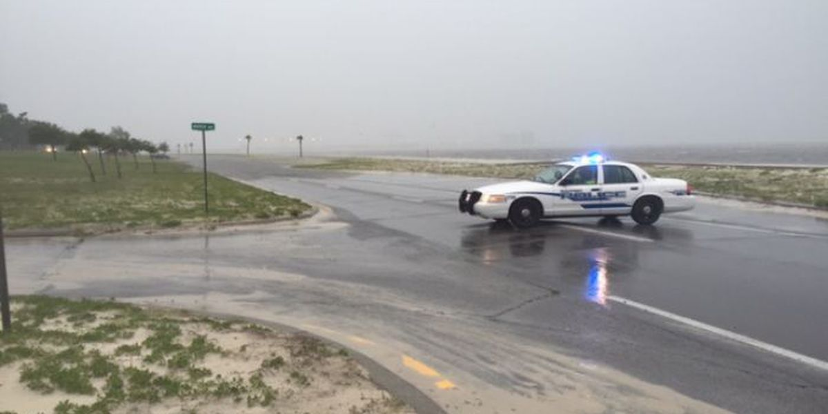 UPDATE: Hwy. 90 reopened in Gulfport