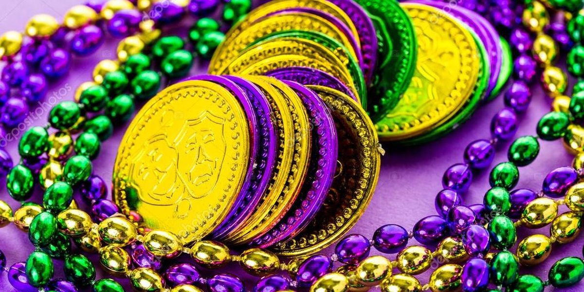 Mardi Gras mayhem continues on the Coast