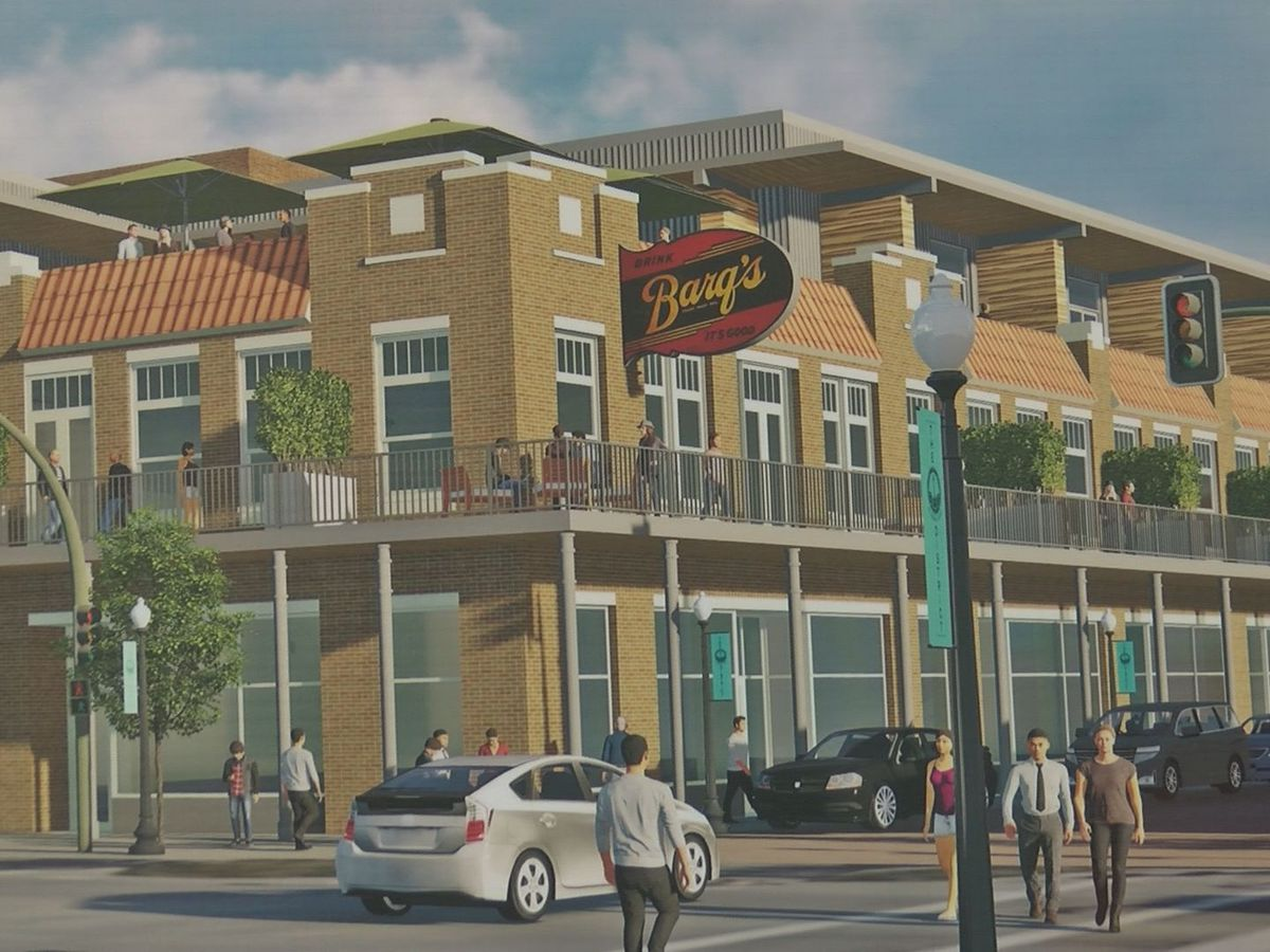 Plans for Biloxi's historic Barq Building released