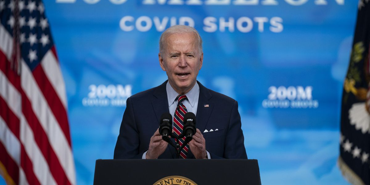 Amid drop in demand, Biden aims for 70% of US adults vaccinated by July 4