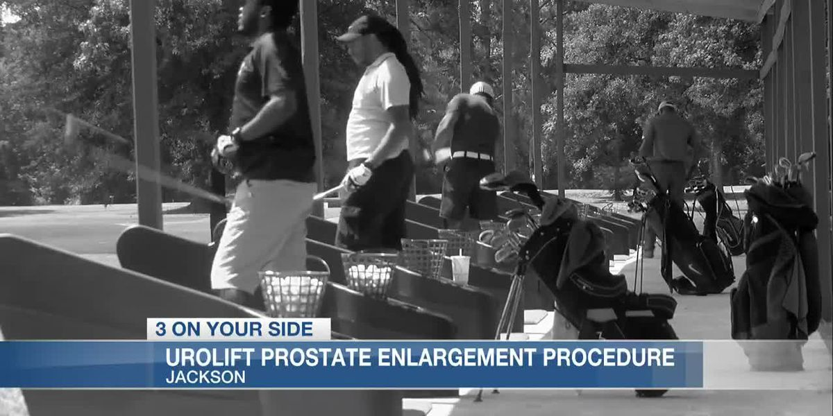 Medical experts in Jackson now offering medical procedure to cure enlarged prostates