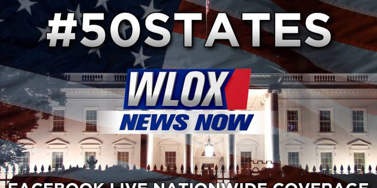 WLOX represents MS in Facebook's #50states Election Day initiative