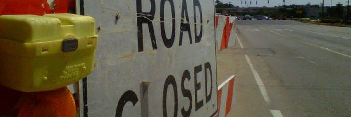 Part of Beatline Road in Long Beach temporarily closing for repairs starting Monday