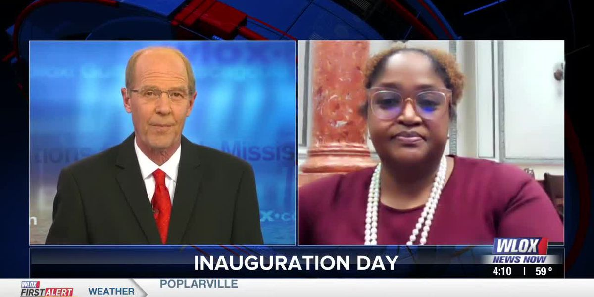 Rep. Barnes on the historic moment America gained its first female VP