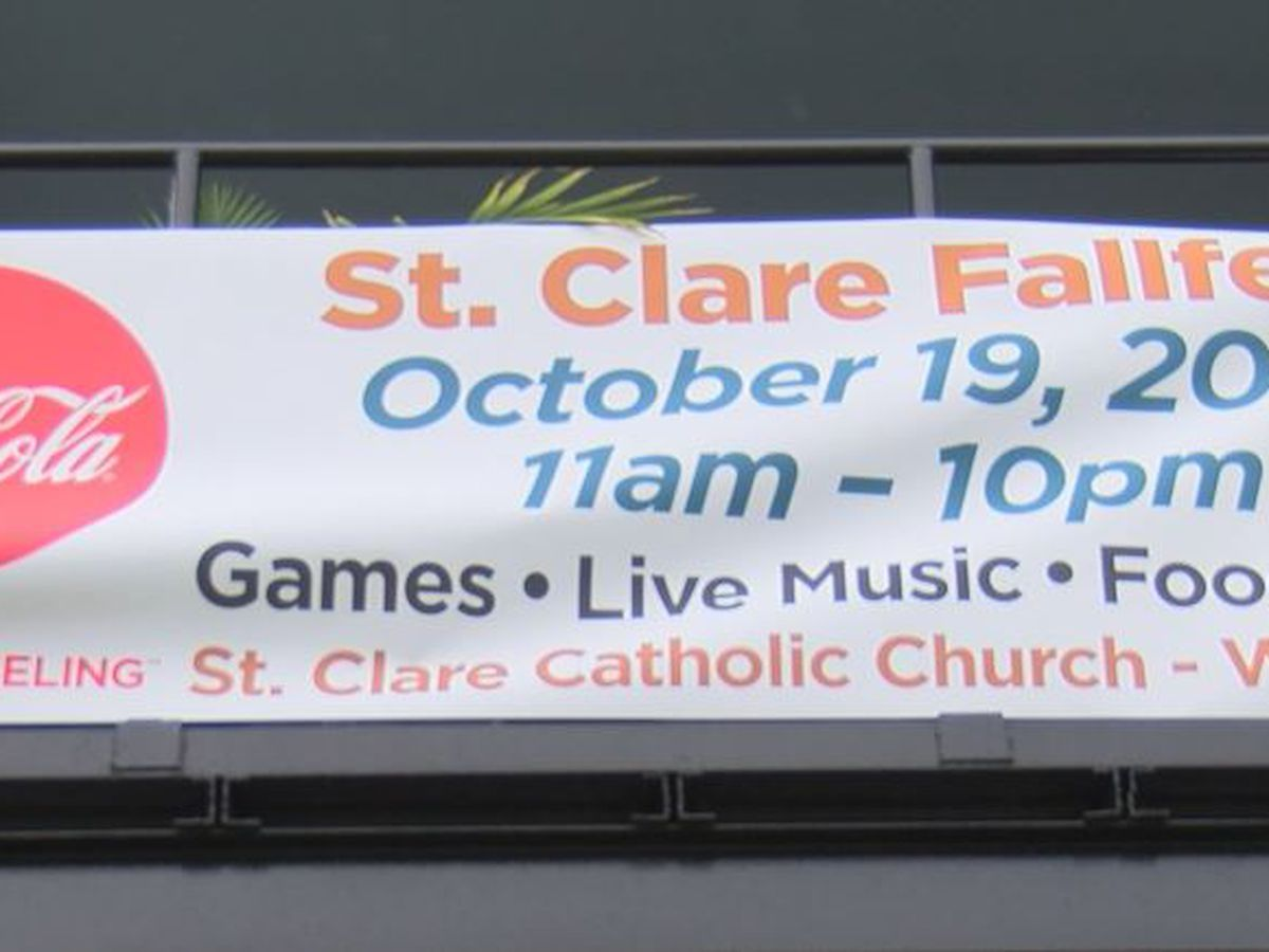 St. Clare festival changes name because of a lack of oysters